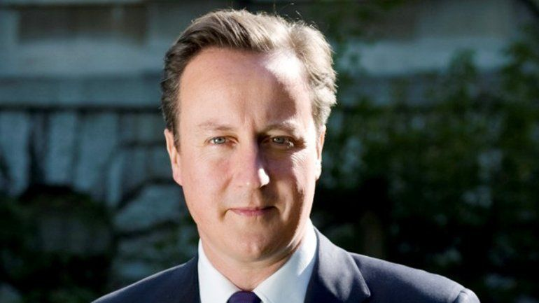 Al británico David Cameron lo afecta el tema