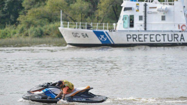 El cuerpo sin vida del hijo del dirigente de la UCR fue hallado el domingo.