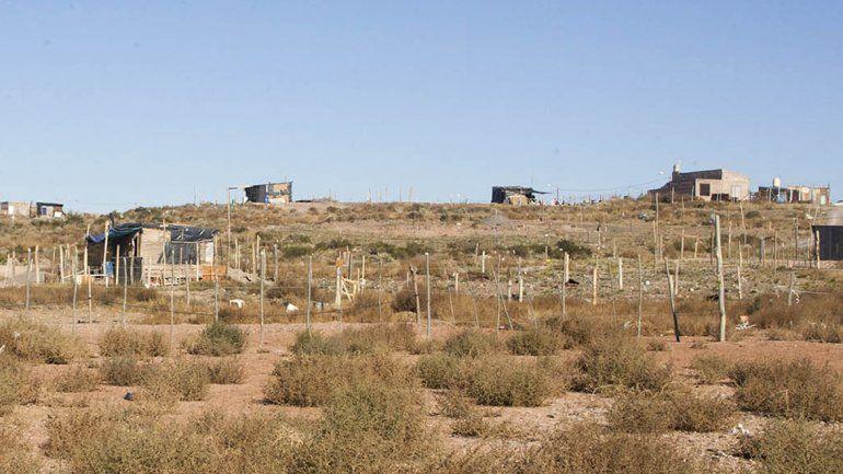 El MTD reclama por la construcción de viviendas