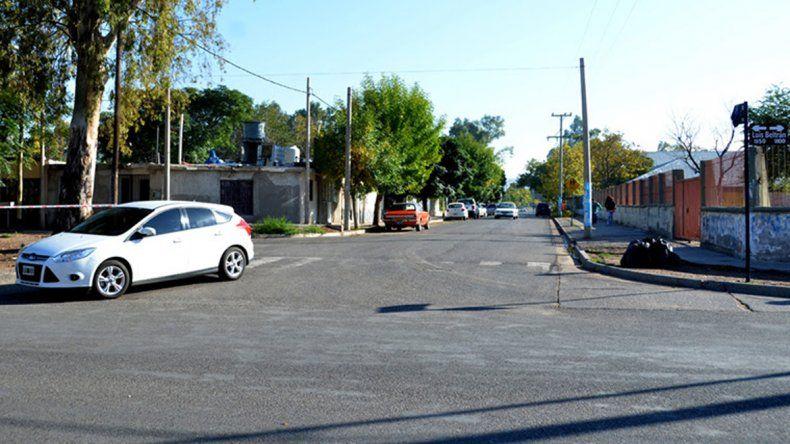 Sesenta cuadras del barrio La Sirena serán mano única