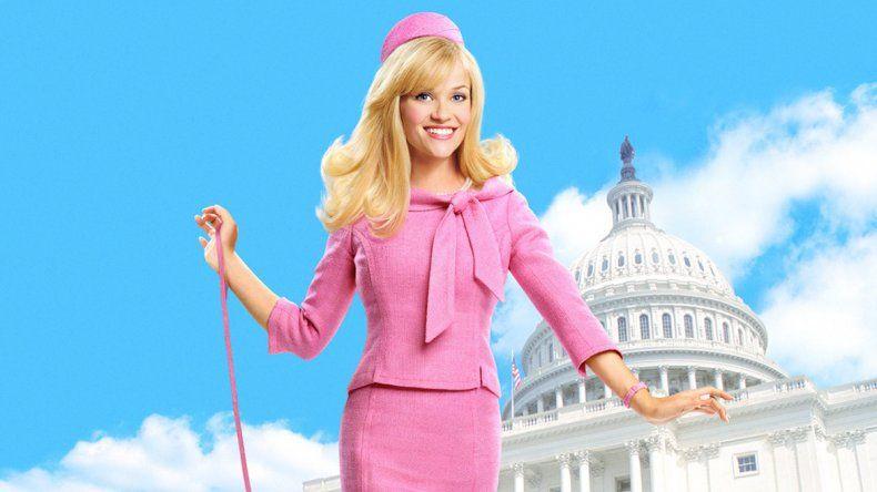El estereotipo fue muy bien representado en la película Legalmente rubia.
