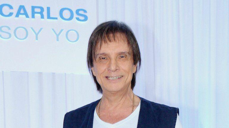 Roberto Carlos es accionista de una empresa creada en 2011.