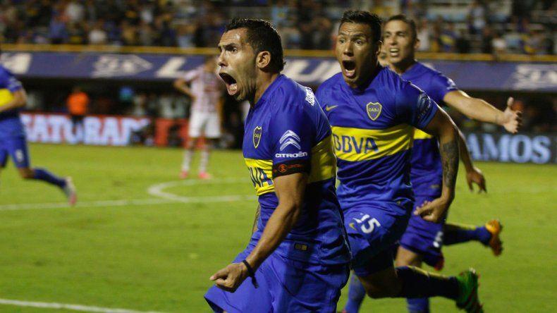 Tevez será la referencia en el área en un equipo que tendrá tres cambios respecto al último partido ante Rafaela.