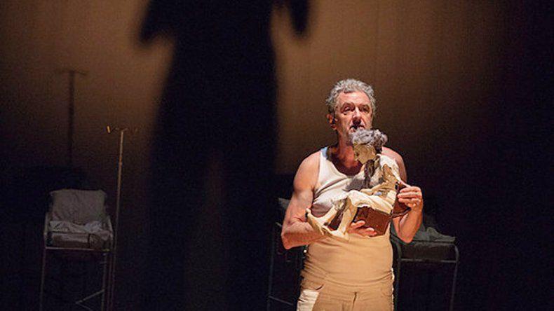 Actores y títeres. Jorge Onofri