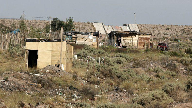 Los embalses en la segunda meseta se construyeron en 2007