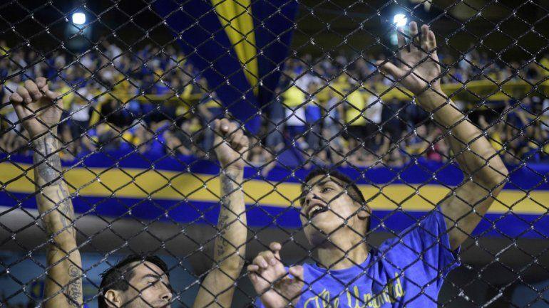 Boca jugó con público en su estadio por primera vez en esta edición de la Libertadores.