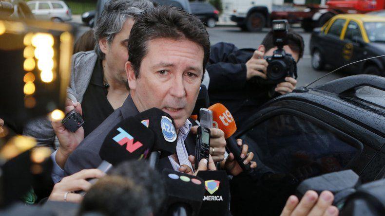 Rossi admitió que ayudó a contar plata en La Rosadita