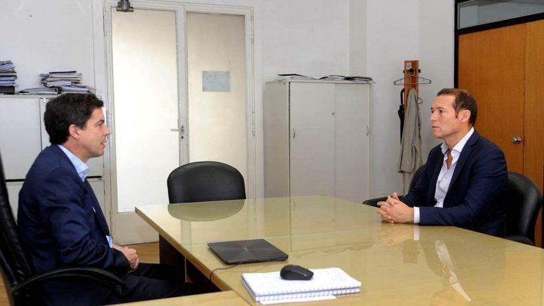 El gobernador podrá avanzar en el acuerdo bilateral del proyecto multipropósito Chihuido.