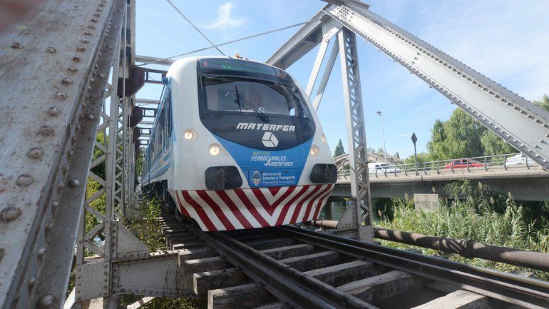 Nación les pide a los municipios que se hagan cargo del tren