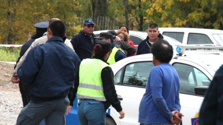 Encontraron el cuerpo de Milagros Varela a tres kilómetros de donde se accidentó.