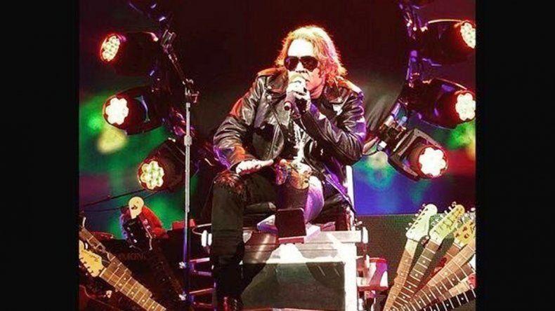 Los Guns ya tienen 20 fechas programadas. Por ahora no hay planes de que el grupo vuele a tocar en Europa o venga a Sudamérica.