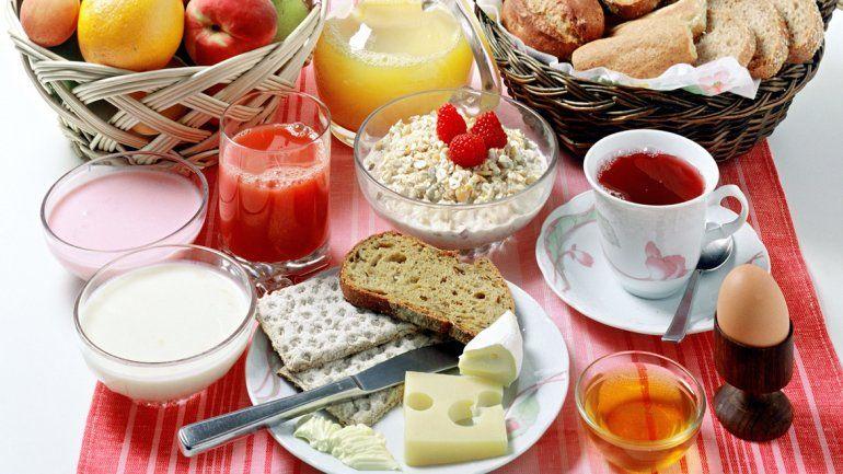 La alimentación sana es fundamental