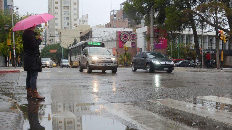 Se mantiene el pronóstico de fin de semana lluvioso