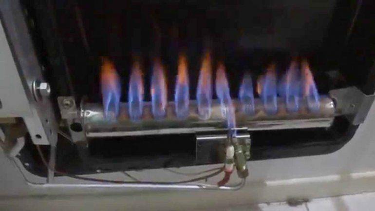 Estar atento a la llama y al funcionamiento de los artefactos es importante.