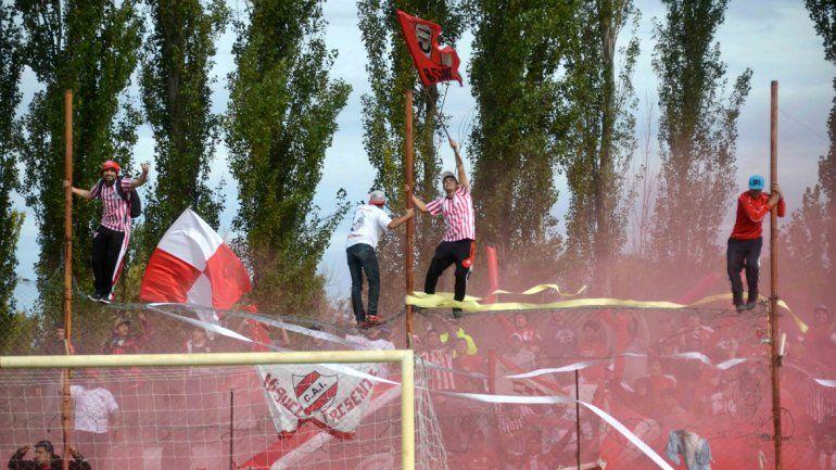Federal A: Cipo y el Rojo neuquino empataron en La Chacra