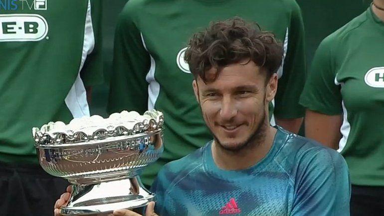 Mónaco también gana en el tenis: se llevó el torneo de Houston