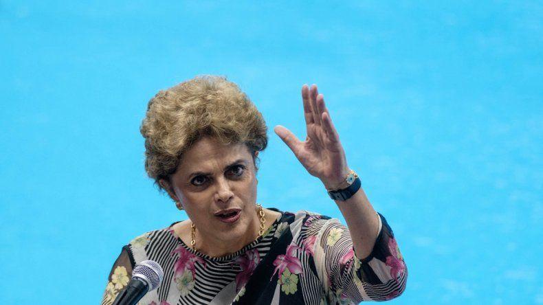 Si la presidenta de Brasil va a juicio