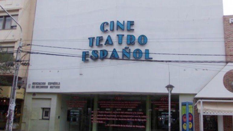 El Cine Español dará una función a beneficio de Julieta