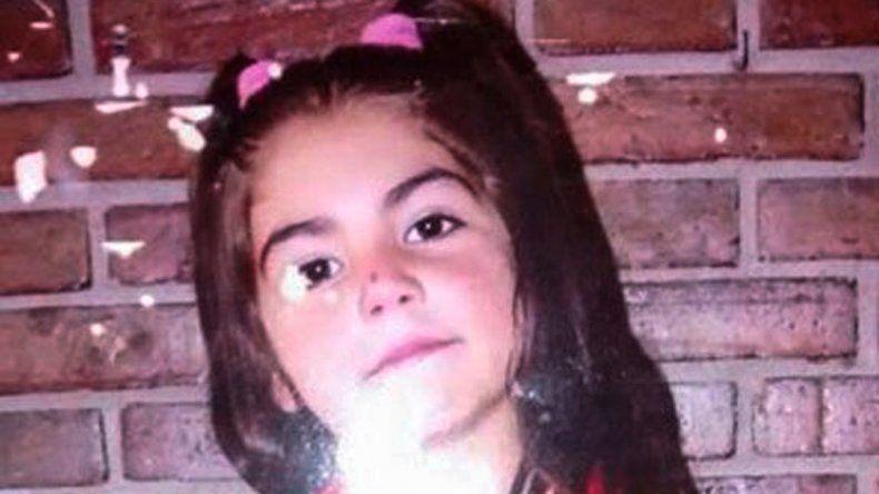 Melanie Trinidad Rodríguez tenía 8 años.