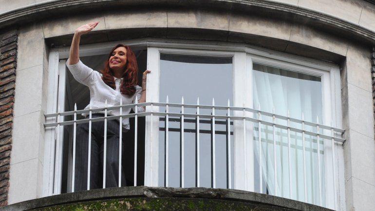 Allanaron departamentos de Cristina en Puerto Madero