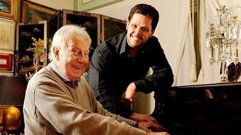 Su nieto Gabriel se encargó de dar la triste noticia en su cuenta de Facebook