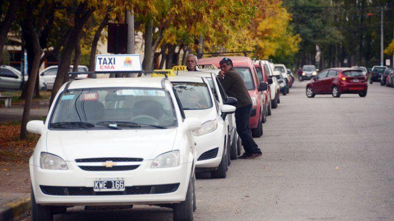 El taxi en Plottier subirá un 20%.