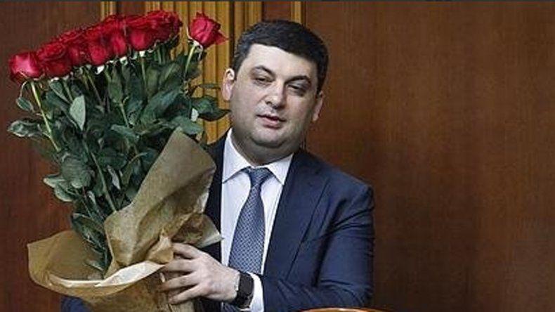 Tras el escándalo por los Panama Papers, Ucrania ya tiene nuevo primer ministro