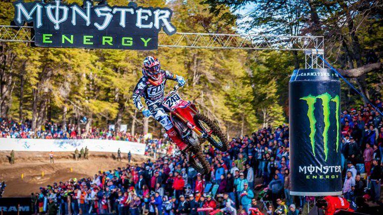 Así se vivió la cuarta fecha del Mundial de Motocross en Villa La Angostura