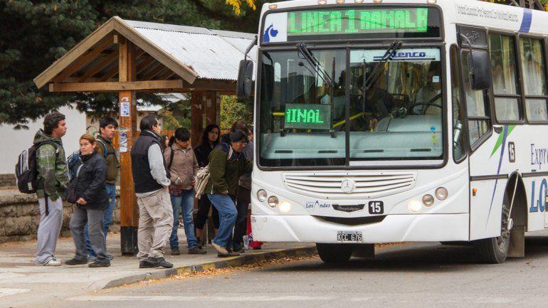 En San Martín de los Andes quieren llevar la tarifa de 8 a 10