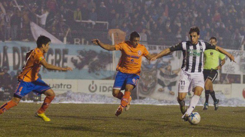 Matías Sosa dejó un muy buen recuerdo en Cipolletti.