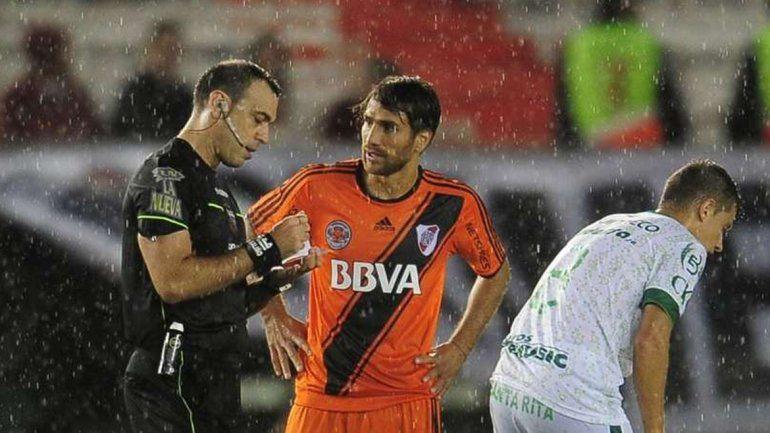 Por la roja ante Sarmiento, Ponzio se pierde el superclásico