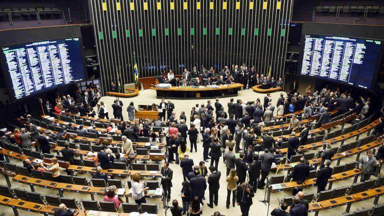 El Congreso brasileño