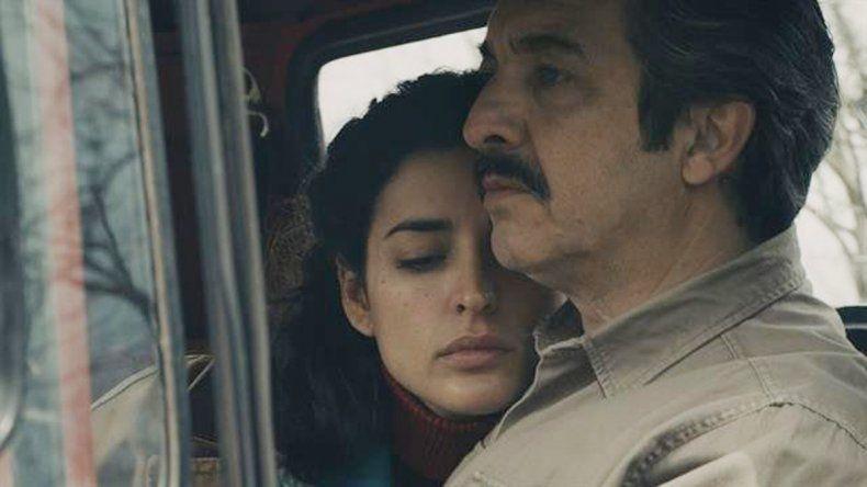 Nancy (Inma Cuesta) es la pata romántica y quien complica más la situación de Kóblic.