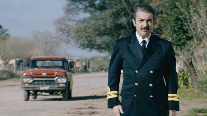 Ricardo Darín es el protagonista que se refugia en Colonia Elena