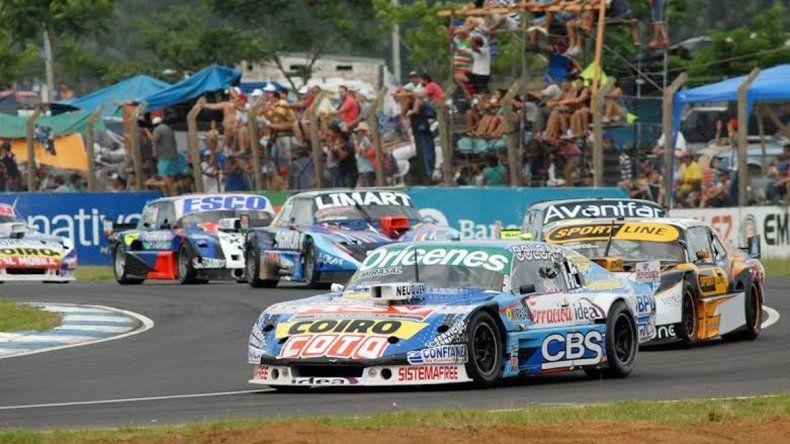 Echevarría llegó 20º luego de un fin de semana en que volvió a tener problemas con su Chevrolet.