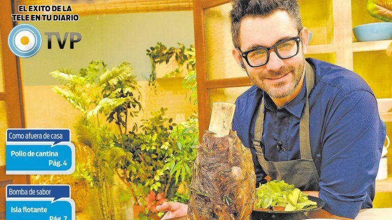 Con Cocineros Argentinos se viene el frío y también el osobuco