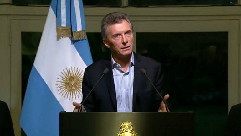 Macri les pidió a los empresarios cuidar el empleo y ser responsables con los precios