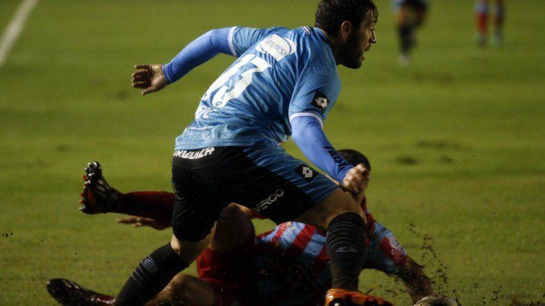 Arsenal y Belgrano jugaron un partidazo en Sarandí.