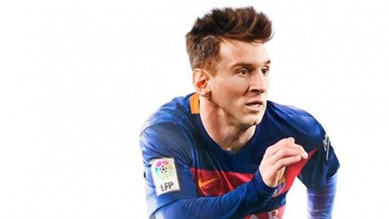 Con el Barça tiene la marca de 450 goles en 525 juegos.