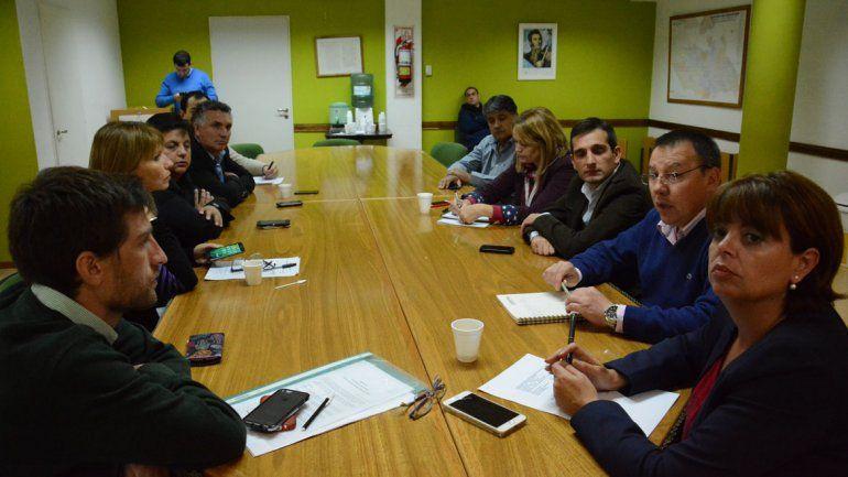 Concejales del MPN presentan un plan turístico para la ciudad