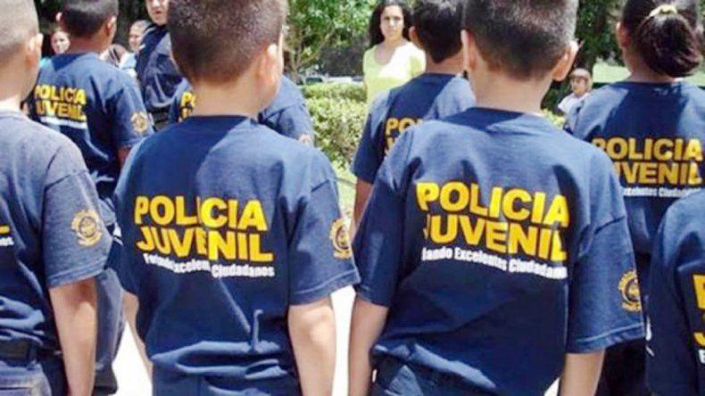 Las denominadas policías infantiles o juveniles están prohibidas en el país desde 2011.