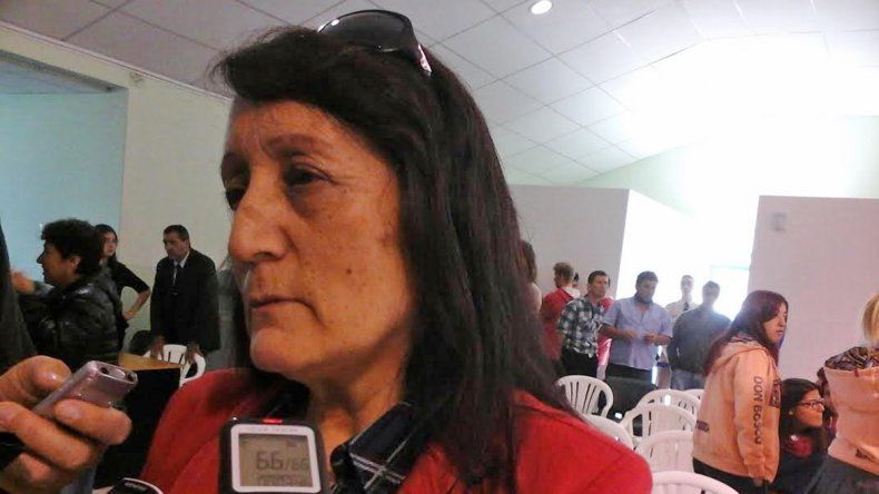 Elda Lara: Quiero que nos digan por qué lo hicieron desaparecer.