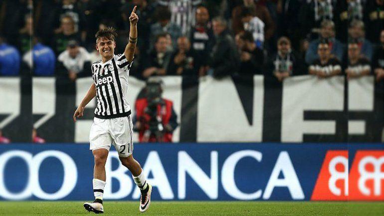 Dos de Dybala acercan a la Juventus al Pentacampeonato