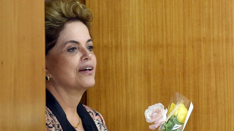 Dilma Rousseff no para de recibir malas noticias.