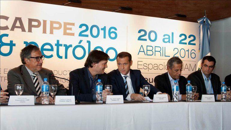 Gutiérrez inauguró ayer la Expo Capipe