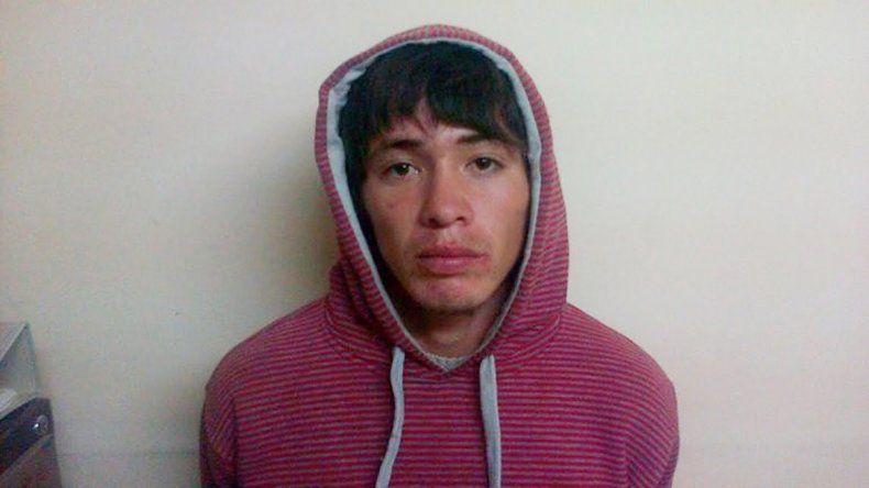 Facundo Moscoso Quinteros fue detenido en Comodoro.