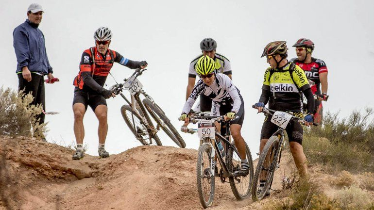 El sexto Bike Adventure Paralelo 39.