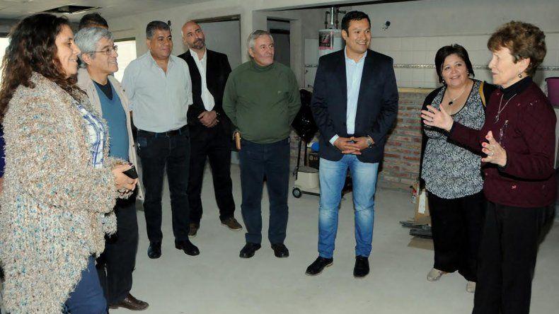 Provincia y el Municipio de Zapala acuerdan acciones conjuntas