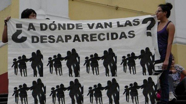 Muchas de las desaparecidas son víctimas de violencia de género.