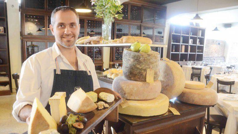 El desafío de hacer quesos originalesLos argentinos hacen quesos